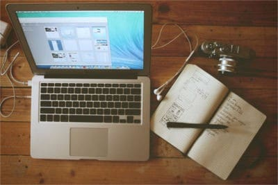 geld verdienen met bloggen is hard werken